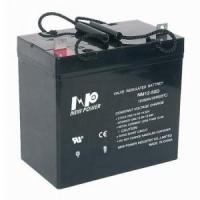 Buy cheap CE, UL Approved 12V50 Deep Cycle SLA Battery from wholesalers