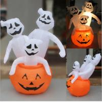 Buy cheap Halloween jack-o '-lantern bar hotel shopping mall the atmosphere of the hotel is decorated with gas and air model decor from wholesalers