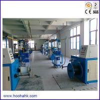 Buy cheap Cable Manufacturer PVC Wire and Cable Plastic Extrusion Machine for Building Wire from wholesalers