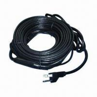 Buy cheap Roof and gutter deicing cable, size can be made according to customer's request from wholesalers