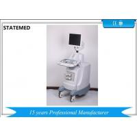 Buy cheap Ce Approved Color Doppler Ultrasound Machine 256 Scales For Hospital from wholesalers
