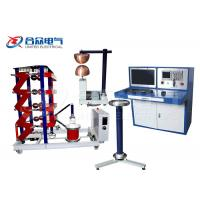 Buy cheap 300KV 20KJ Impulse Voltage Test System Electrical Insulation Test Equipment from wholesalers