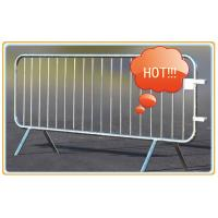 Buy cheap construction fence Galvanized Steel Barrier For Highway from wholesalers