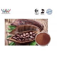 Solvent Extraction Cocoa Bean Extract Theobroma Raw Organic Cocao Powder