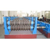 Buy cheap Expressway / Highway Guardrail Forming Machine Three Waves With 300H Steel from wholesalers