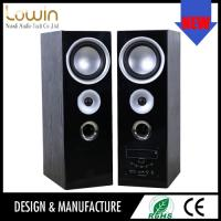 Buy cheap Stereo USB 2.0 multimedia speaker with mic input , multimedia active speaker from wholesalers