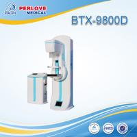 Buy cheap Automatic back to center U arm mammogram system BTX-9800D from wholesalers