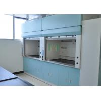 Buy cheap Full Steel Structure Ductless Fume Hoods Filtered For Chemical Institute from wholesalers