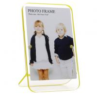 Buy cheap Acrylic 4x6 Magnetic Photo Frame Plexiglass Picture Frame from wholesalers