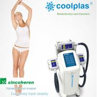 Buy cheap Vertical Type Cryolipolysis Fat Freeze Slimming Machine 300mm × 400mm × 900mm from wholesalers