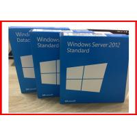 Buy cheap Full Version Windows Server 2012 standard 5 cals 64bit OEM Key License from wholesalers