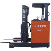 Buy cheap 1.2 ton electric pallet stacker forklift from wholesalers