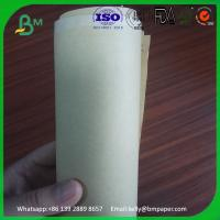 Buy cheap Gift wrapping brown kraft paper roll, best kraft paper price from China product