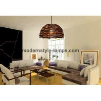 Buy cheap Simple Interior Lighting Rope Wrapped Lamp Environmetal Friendly Materials from wholesalers