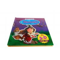 Buy cheap A5 Personalized Children Books Printing Services With Coated Paper / Cloth Paper from wholesalers