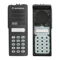 Buy cheap NTN7154 Replacement Housing Case For MOTOROLA MTS2000 Model 3 Radio from wholesalers