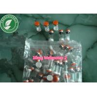 Buy cheap 10mg Peptide Powder Melanotan 2 For Skin Tanning CAS 121062-08-6 from wholesalers