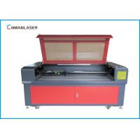 Buy cheap 1390 Desktop 100w CO2 Laser Engraving Machine With Ruida System Stepper Motor from wholesalers