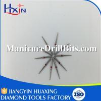 Professional Diamond Burs In Dentistry Diameter 2.35mm Heat Resistance