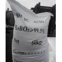 Buy cheap hot sale 99% boric acid factory MSDS/COA available high quanlity and reasonable price from wholesalers