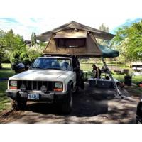 Buy cheap Outdoor Camping Truck Bed Roof Top Tent For Top Of Jeep Wrangler CE Approved from wholesalers