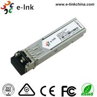 SFP Dual Fiber Optical Transceiver Module , Multimode Cisco Sfp Transceiver Module