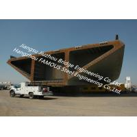 Buy cheap Steel Frame Concrete Composite Steel Girder Bridge Heavy Steel Structure Box Modular product
