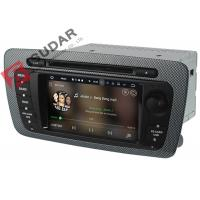 Buy cheap Built - In Mirror Link 6.2 Android Car DVD Player Seat Ibiza Car Stereo Head Unit from wholesalers