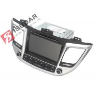 Multi Touch Capacitive 8 Inch Android Car Stereo , 2015 Hyundai Tucson Dvd