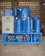 Insulation Oil Purification and Filtration Plant