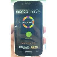 Buy cheap 4.5 smart phone  Mini S4, android 4.1 OS, 2GMSslot, with Bluetooth, GPS, MP3, Ebook from wholesalers