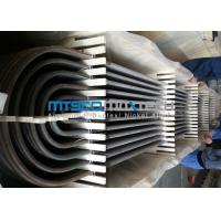 Buy cheap S30403 TP304L / 1.4306 Heat Exchanger Tube  With U Bend 25.4mm Diameter from wholesalers