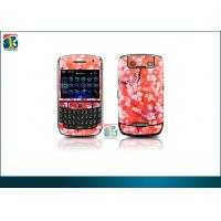 Buy cheap Red, Orange Printing Matte Finished Coating Flag 3m Vinyl Skins for blackberry curve 8900 TC-BB8900-ST001/004/006/019 from wholesalers