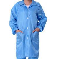 Safety ESD Anti Static Clean Room Garments For Optical Production Workshop