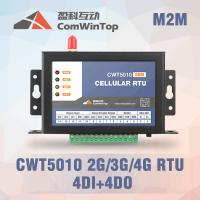 Buy cheap CWT5010 Industrial Gsm Rtu Controller Sms Alarm With 4 Di and 4Do product