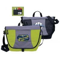 Buy cheap Shoulder Bag Personalized Promotional Bags With Gray / Apple Green from wholesalers