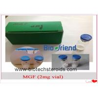 Buy cheap Purity 99%  Human Growth Hormone Peptides MGF  (2mg/vail 5mg/vial) For Fat Lossing 62031-54-3 from wholesalers