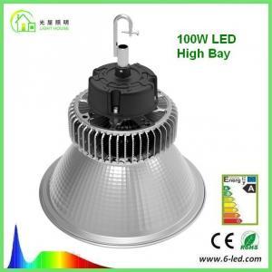 Buy cheap 100 Watt High Bay LED Lighting 5000k For Workshops / Logistics Centers product