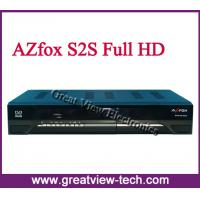 Buy cheap Az fox s2s Full HD DVB-S2 for Soth America product