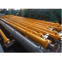 Buy cheap Long Stroke Engine Hoist Hydraulic Cylinder 50 - 16000mm , Stainless Steel from wholesalers