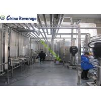 Buy cheap Customized Reverse Osmosis Water Treatment System PLC Touch Screen Control from wholesalers