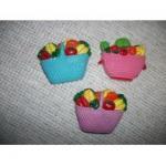 Buy cheap Home Decoration Gift Resin Fruit Fridge Magnet from wholesalers