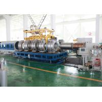 Buy cheap HUASU PVC Pipe Extrusion Line PVC Double Wall Corrugated Pipe Production Machine from wholesalers