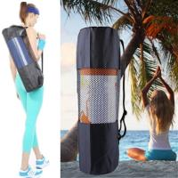 Buy cheap Portable  Yoga Mat Case Bag , Washable Adjustable Yoga Carrying Bag from wholesalers