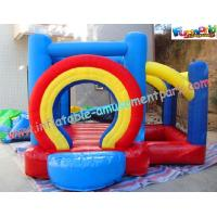 Buy cheap Rentable Mini Jumper, Commercial grade PVC tarpaulin Inflatable Bounce Houses for Kids from wholesalers