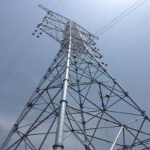 Buy cheap Triangular Telecommunication Mast Galvanized Steel Lattice Tubular Guy Wire Guyed Tower from wholesalers