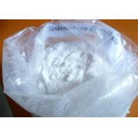 C26H40O3 Testosterone Enanthate Raw Steroid Powder CAS 315-37-7 Building Muscle