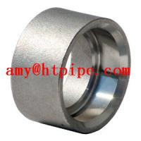 Buy cheap ASME SA-182 ASTM A182 F316 socket weld half coupling from wholesalers