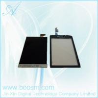 Buy cheap Mobile phone lcd assembly/ lcd screen+digitizer for blackberry 9800 from wholesalers