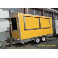 Buy cheap Customized Kebab Van Mobile Food Catering With Commercial Kebab Machine from wholesalers